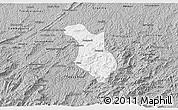 Gray 3D Map of Baependi