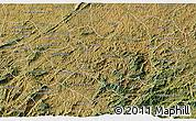 Satellite 3D Map of Baependi