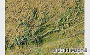Satellite Map of Bocaina de Mina