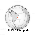 Outline Map of Caparao