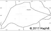 Blank Simple Map of Passa Quatro