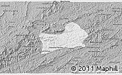 Gray 3D Map of Rio Preto