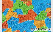 Political Map of Rio Preto