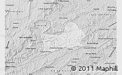 Silver Style Map of Rio Preto