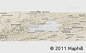 Classic Style Panoramic Map of Rio Preto