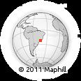 Outline Map of S.Rita D'jacuti