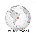 Outline Map of Seritinga