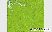 Physical Map of Bujaru