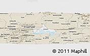 Classic Style Panoramic Map of Coremas