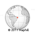 Outline Map of S.J. Do Sabugi
