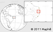 Blank Location Map of Salgado S.Felix