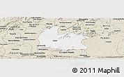 Classic Style Panoramic Map of Souza