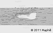Gray Panoramic Map of Taperoa