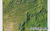 Satellite Map of Campina Grande d