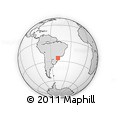 Outline Map of S. Jose Dos Pinh