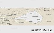 Classic Style Panoramic Map of Afranio