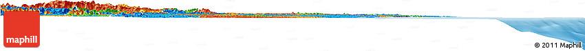 Political Horizon Map of Barreiros
