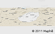 Classic Style Panoramic Map of Betania