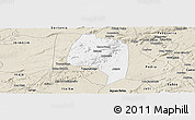 Classic Style Panoramic Map of Buique