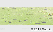 Physical Panoramic Map of Cabrobo