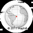 Outline Map of Escada