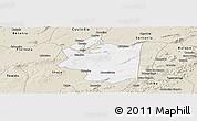 Classic Style Panoramic Map of Ibimirim