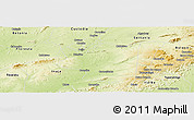 Physical Panoramic Map of Ibimirim