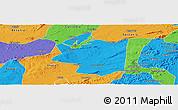 Political Panoramic Map of Ibimirim