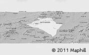 Gray Panoramic Map of Itaiba