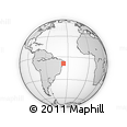 Outline Map of Panelas