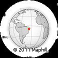 Outline Map of Petrolandia