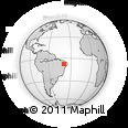 Outline Map of S. Dos Moreiras