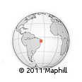 Outline Map of Sertania
