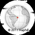 Outline Map of Verdejante