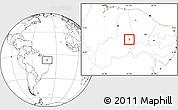 Blank Location Map of S.Antonio Lisboa