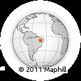 Outline Map of S.Raimundo Nonat