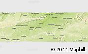 Physical Panoramic Map of S.Raimundo Nonat