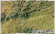 Satellite 3D Map of Resende