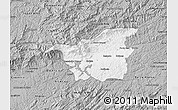 Gray Map of Resende