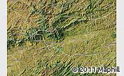 Satellite Map of Resende