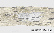 Classic Style Panoramic Map of Resende