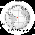 Outline Map of Sen. Eloi Souza