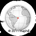 Outline Map of Varzea