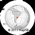 Outline Map of Baje