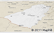 Classic Style Panoramic Map of Baje