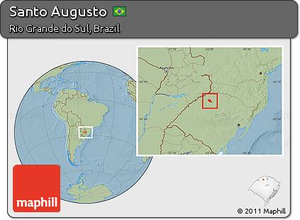 Fonte: maps.maphill.com