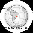 Outline Map of Amparo