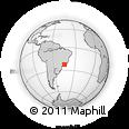 Outline Map of Areias