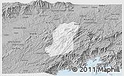 Gray 3D Map of Sao Jose Do Barr