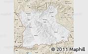 Classic Style Map of Blagoevgard